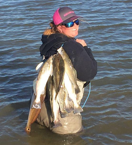 Fishing report for matagorda bay fish hunt matagorda bay for Matagorda bay fishing